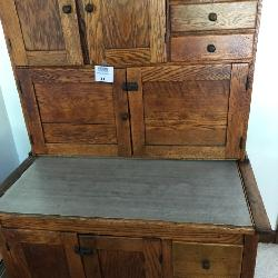 1905 Hoosier Cabinet