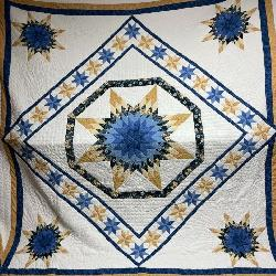 Amish Made Quilt BEAUTIFUL