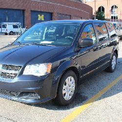 #446 2014 Dodge Grand Caravan w/ 22,485 Miles