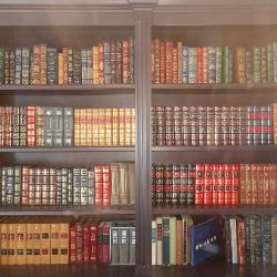 Huge Selection of Easton Press Leather bound books