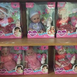 Hundreds of Brand New Toys & Dolls!