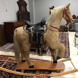 real Hair Life Size Pony