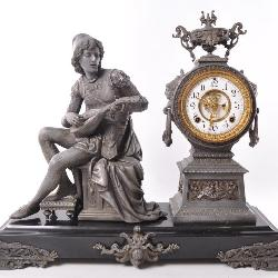 Ansonia Clock and Clock Collection