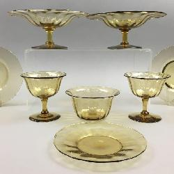 300+ pieces of Steuben Glass