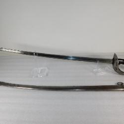 French Cavalry Officers Sword 33.5