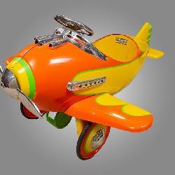 Vintage Murray Pedal Pursuit Airplane