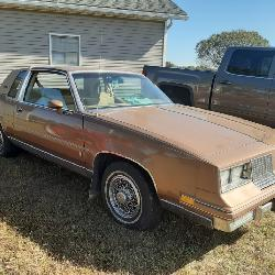 1985 Olds