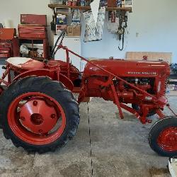 Farm All Cub Tractor