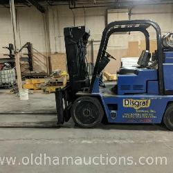 Forklifts and Rigging Equipment