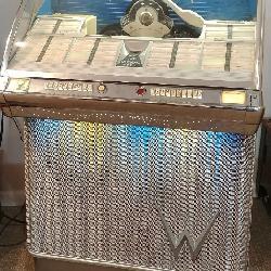 1959 Wurlitzer Juke Box