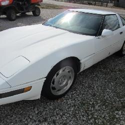 91 Corvette