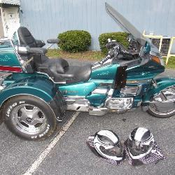 Honda Goldwing 20th anniversary trike