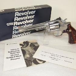 Smith & Wesson Model 66 .357 Mag 6