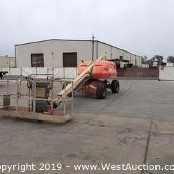 Online Auction of Saramark Construction at www.WestAuction.com