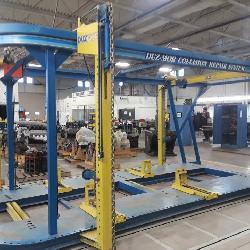 Duz Mor Auto Body Frame Machine