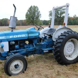 Ford 2910 Diesel Tractor