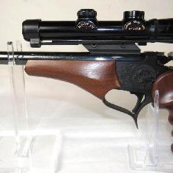 Thompson Center Contender .44 Mag Single Shot Pistol w/ Scope