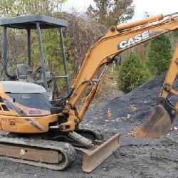 CASE CX 25 Excavator, good cond.