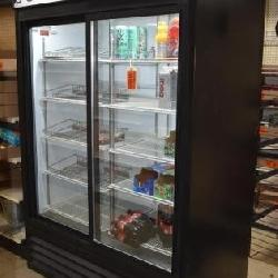 Beverage Air Model MT45 PE51082 Two Door Commercial Refrigerator
