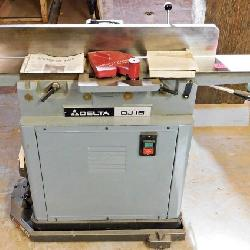 Delta DJ15 Jointer Model #37150 w/ Mobile Base