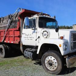 Ford 8000 Dump Truck