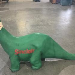 Sinclair Dino Dinosaur