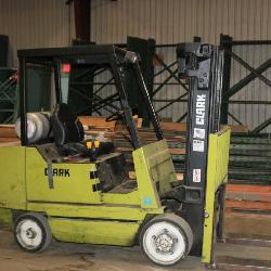 Fork Truck & Other Rolling Stock