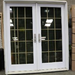 Large Selection of New Window, Doors & Cabinets!