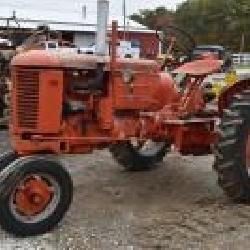 Case VAC Project Tractor