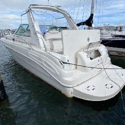 2001 Sea Ray 340 Sundancer 34' Express Cruiser