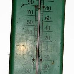 Philco Radio Thermometer