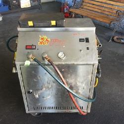 Hot Flush Transmission Flush Machine