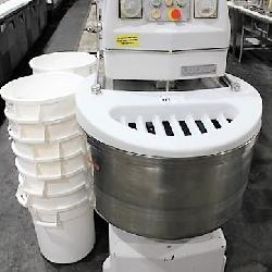 ABS KSM160 SPIRAL BAKERY MIXERS