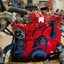 5.9L 12V Cummins Engine/Transmission