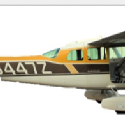 Cessna 205 6 Place Airplane