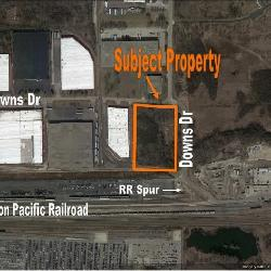 Absolute Auction West Chicago Industrial Land