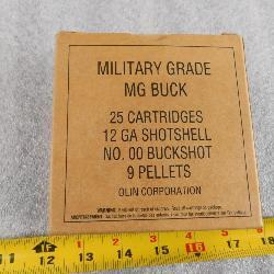 Buck Shot Ammunition