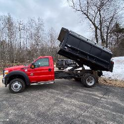 2016 F550 only 7200 miles By St.Louis Auctions