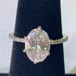 2.24ct solitaire ring