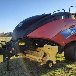 2013 New Holland Big Baler 340 With Monitor and Harness