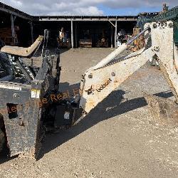709 Bobcat Backhoe Attachment
