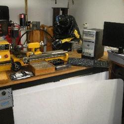 PRAZI SD 400 Lathe-Sargon CNC