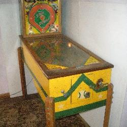 Williams Star Series Vintage Pinball Machine