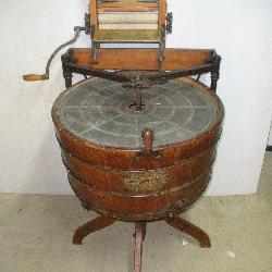 1900 Gravity Washer