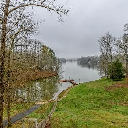 Docked Lake Secession Home with Private Boat Ramp
