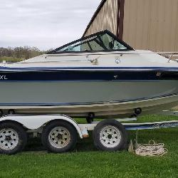 '87 Chaparral 198 XLC Boat with Trailer