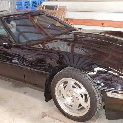 '90 Chevy Corvette ZR1