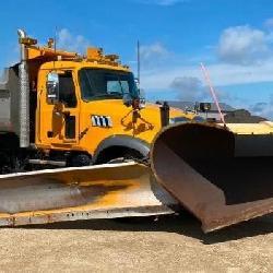 2009 Mack GU713 Granite Plow Truck, 167,427 Miles