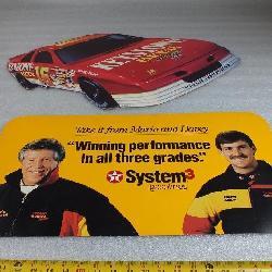 Mario Andretti & Davey Allison and Keystone Beer Car