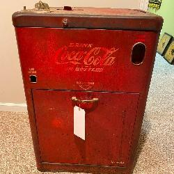 endo Model A23E Coca-Cola Beverage Dispenser